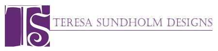 Teresa Sundholm - Website User Interface, Print, E-learning Instructional Design logo