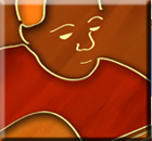 digital art guitarist image thumbnail